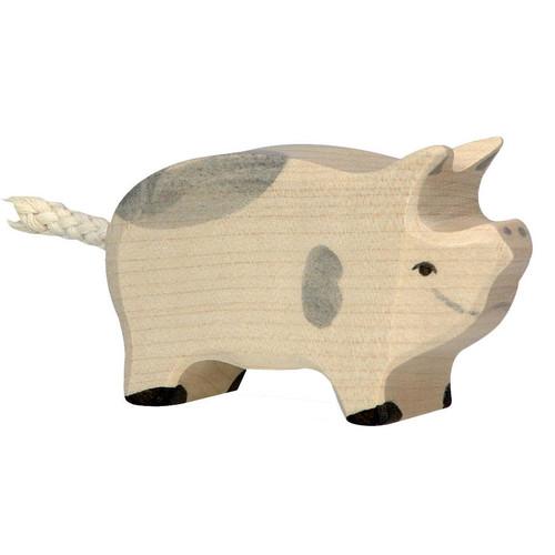 Dappled Piglet Holztiger