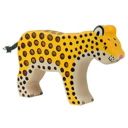 Leopard Holztiger