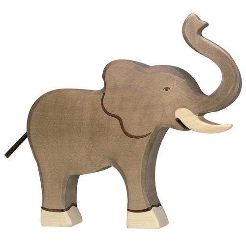 Large Elephant Holztiger