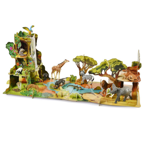 Papo The Jungle