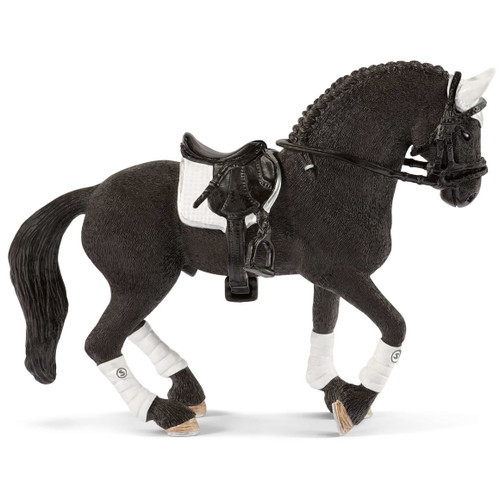 Schleich Frisian Stallion Riding Tournament