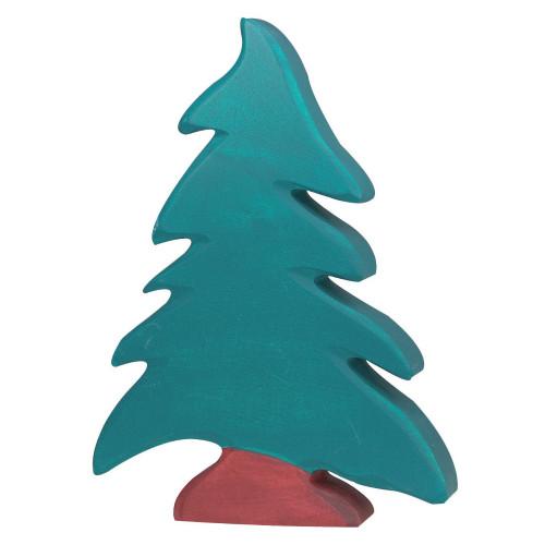 Conifer Tree Holztiger