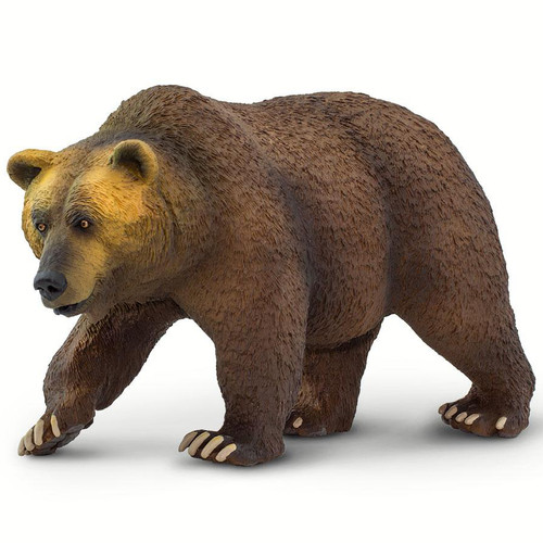 Safari Ltd Grizzly Bear Jumbo