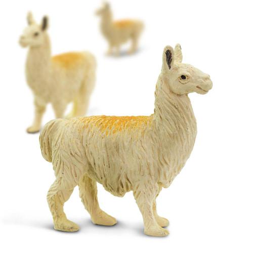 Safari Ltd Mini Llamas