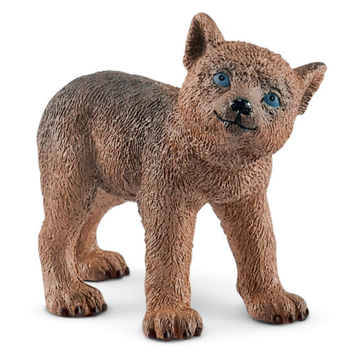 Schleich Wolf Mother with Pups