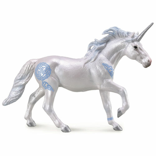CollectA Unicorn Stallion Blue