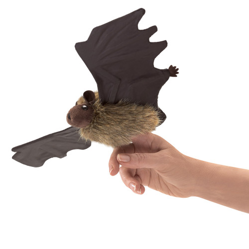 Little Brown Bat Puppet
