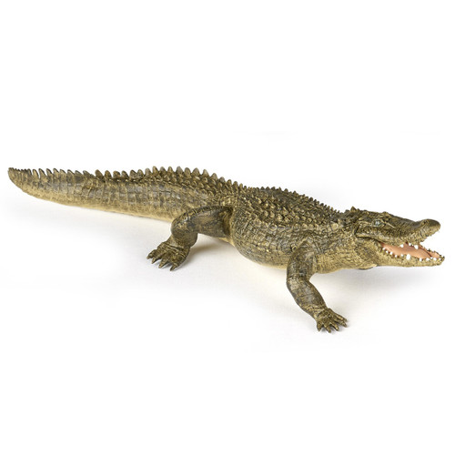 Papo Alligator figurine