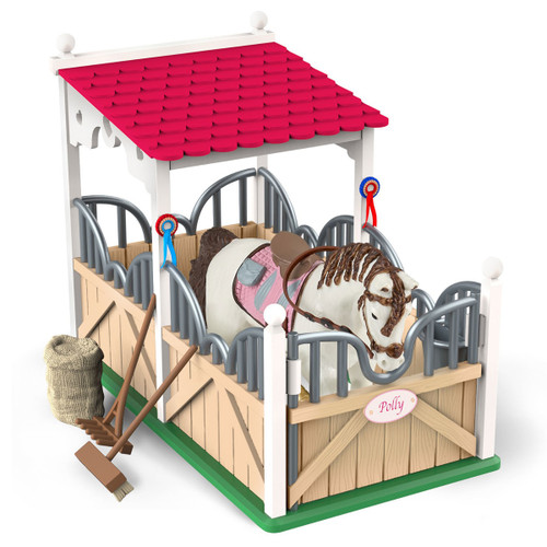 Papo Horse Box with Accessories (Horse sold separately)