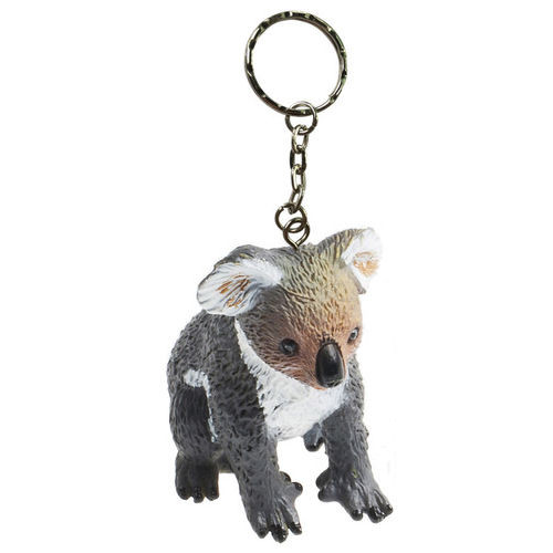 Science and Nature Koala Keychain