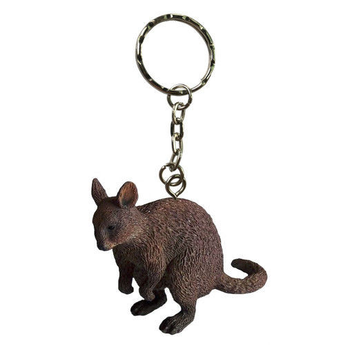 Science and Nature Quokka Keychain
