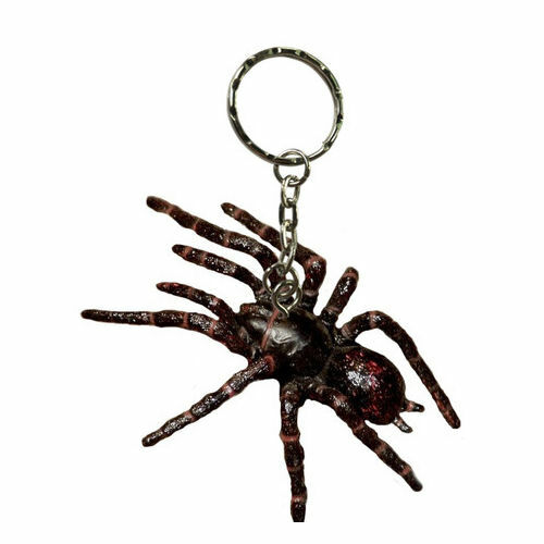 Science and Nature Funnel Web Spider Keychain