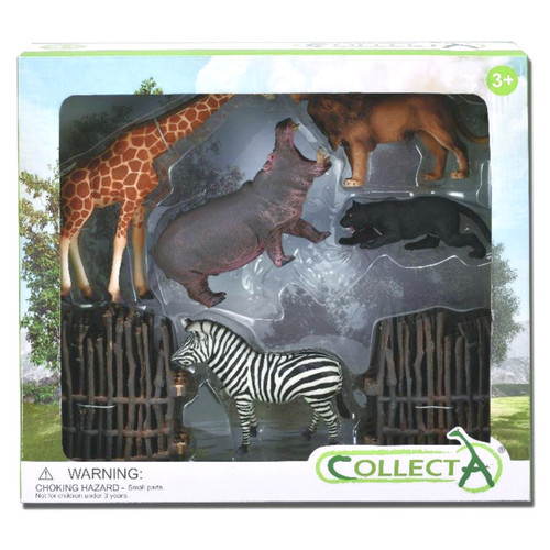 CollectA Wild Life Gift Set 6pc 84136