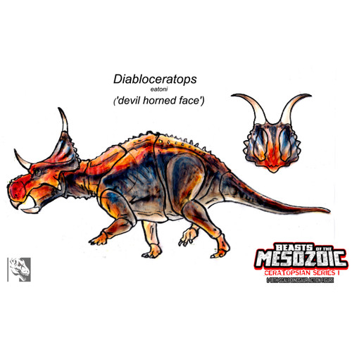 CB Diabloceratops concept art