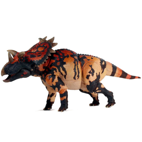 Creative Beasts Utahceratops model side angle