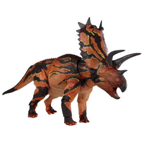 Creative Beasts Pentaceratops model side view