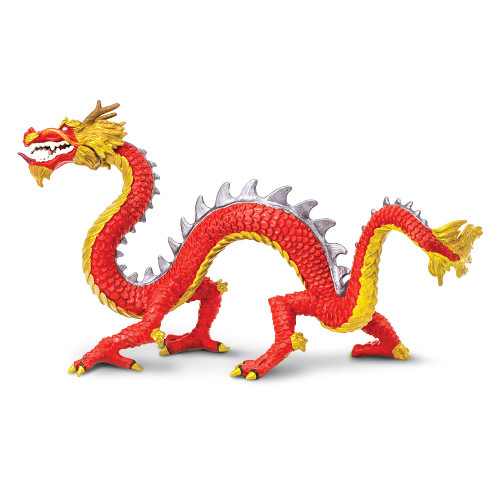 Safari Ltd Horned Chinese Dragon