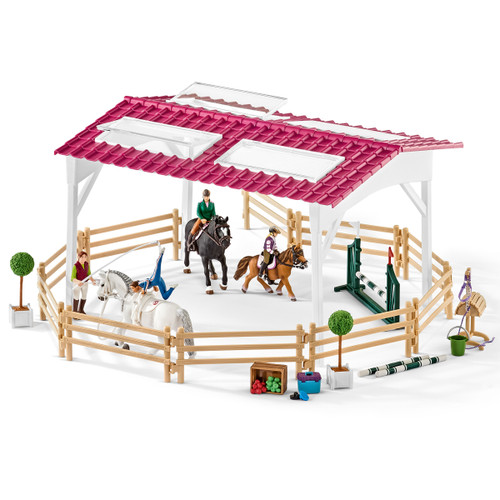 Schleich Riding School with Riders