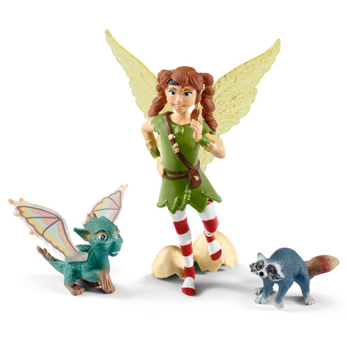Schleich Marween with Nugur and Piuh