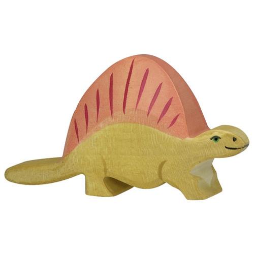 Holztiger Dimetrodon