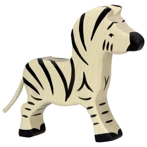 Holztiger Zebra Small