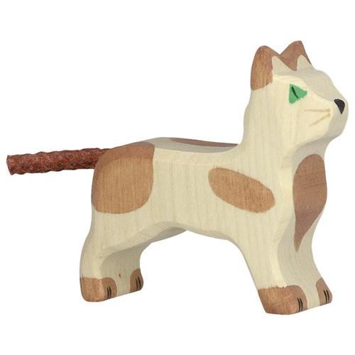 Holztiger Cat