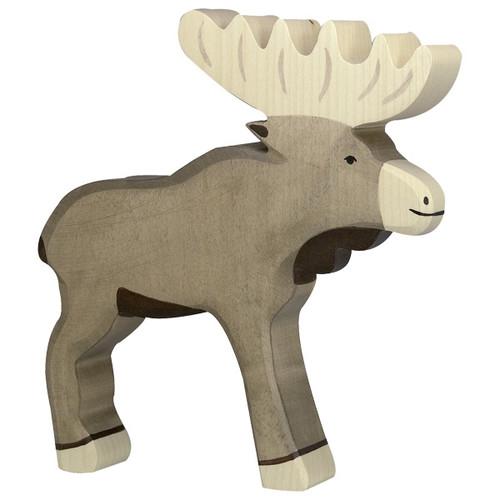 Holztiger Elk