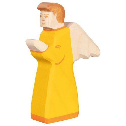 Angel Orange Holztiger