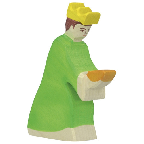 Holztiger Balthasar Green