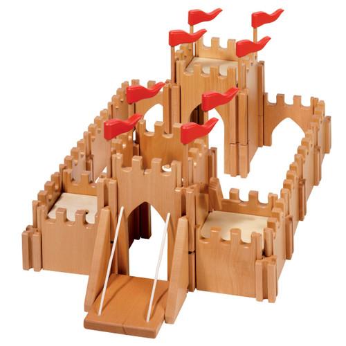 Holztiger Knight's Castle