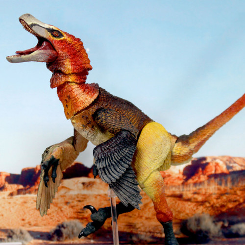 Creative Beasts Velociraptor Mongoliensis Ver 2 lifestyle