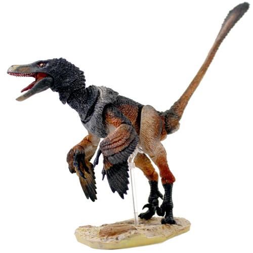 Creative Beasts Velociraptor Mongoliensis Deluxe Black