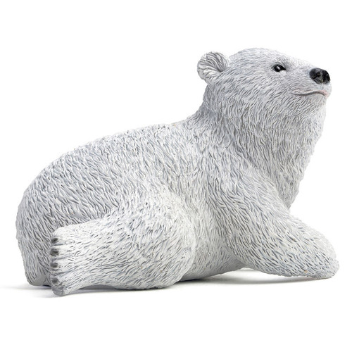 PNSO Ada the Polar Bear side view