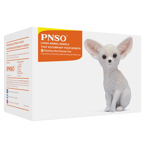 PNSO Xiaohua the Fennec Fox  packaging