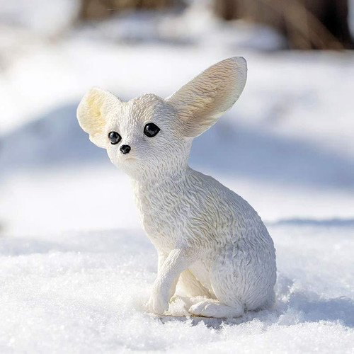 PNSO Xiaohua the Fennec Fox outdoor photo