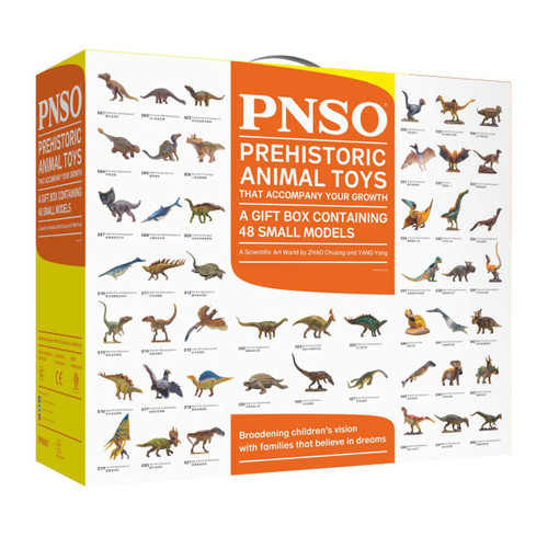 PNSO Gift Box of 48 Small Models