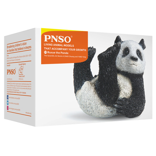 PNSO Ruxue the Panda packaging