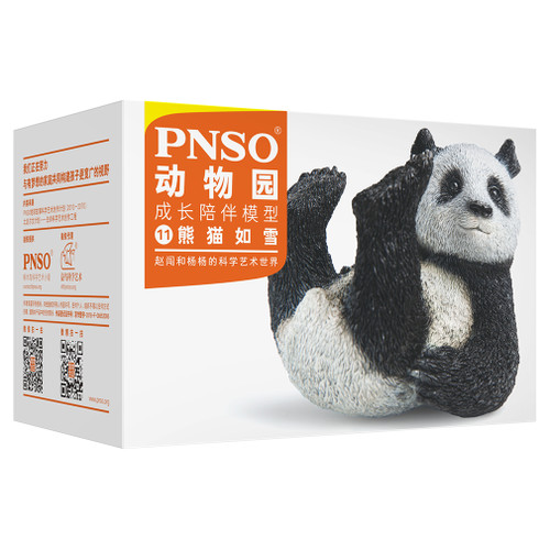 PNSO Ruxue the Panda packaging 2