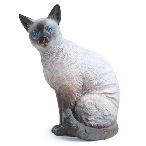 PNSO Saizeriya the Siamese Cat