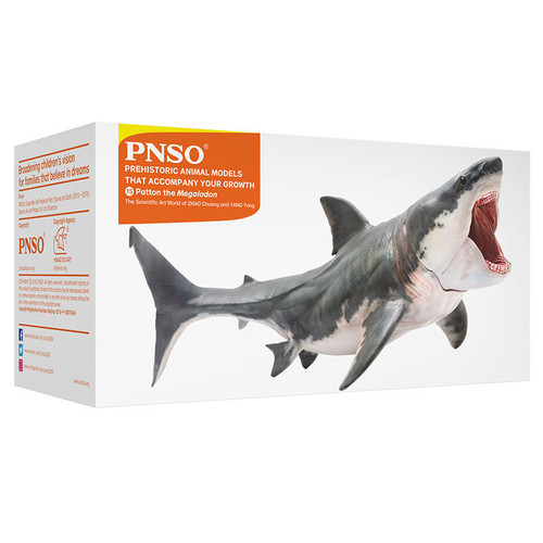 PNSO Patton the Megalodon packaging