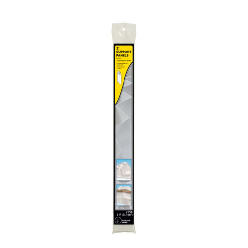 """Woodland Scenics 2"""" Support Panels packaging"""