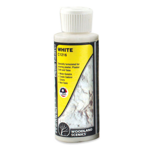 Woodland Scenics White Paint
