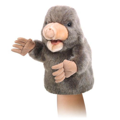 Folkmanis Little Mole Puppet