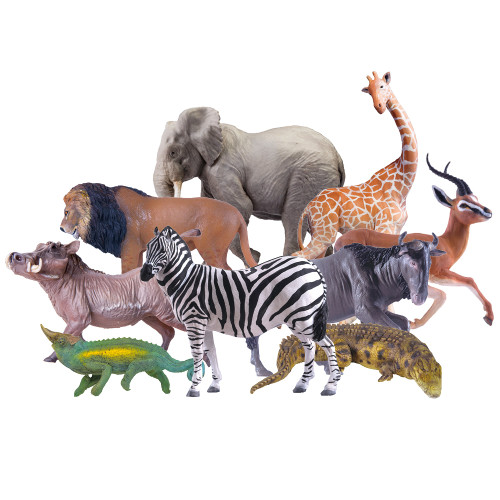 PNSO African Animals Set