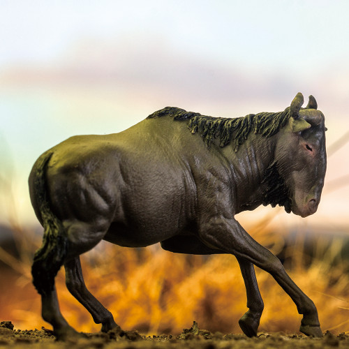 PNSO Toby the Blue Wildebeest outdoor photo