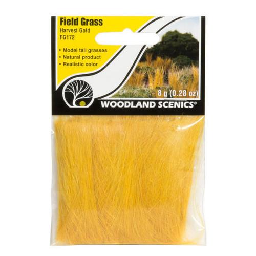 Woodland Scenics Field Grass Harvest Gold bag
