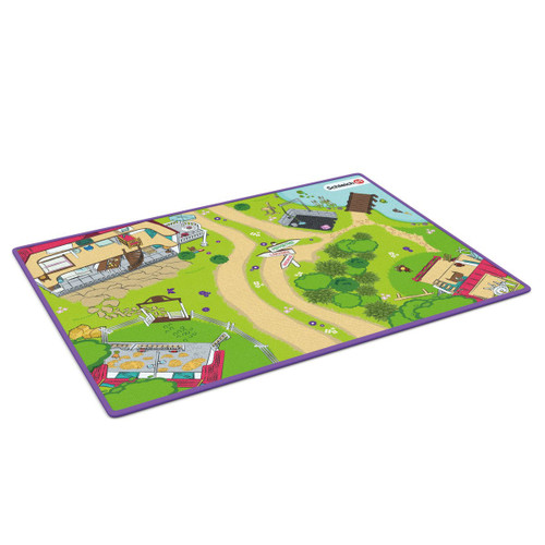 Schleich Horse Club Playmat