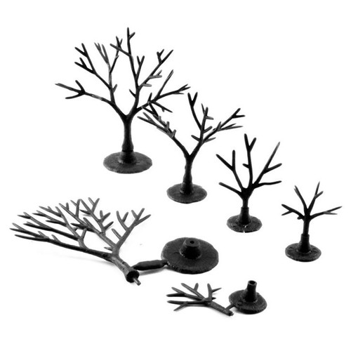 "Woodland Scenics 3/4"" to 2"" Armatures (Deciduous)"