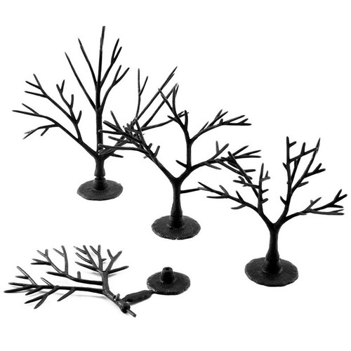 "Woodland Scenics 2"" to 3"" Armatures (Deciduous)"