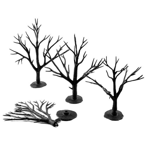"Woodland Scenics 3"" to 5"" Armatures (Deciduous)"
